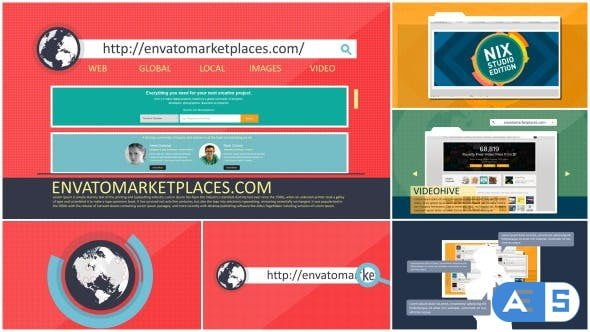 Videohive – Website or Webpage Stylish Promotion – 6619169