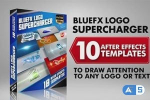BlueFX – The Logo Supercharger Pack – 1