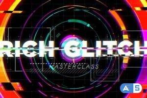 Rich Glitch – Motion Design School