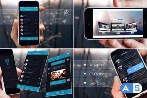 Videohive – Promo App – 11579447