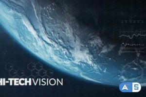 Videohive – Futuristic Space Trailer – 23719405