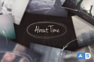 Videohive – About Time 12352720