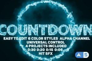 Videohive – Pyro Countdown 13019306