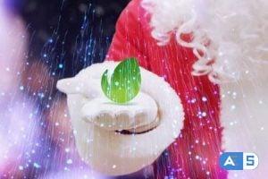 Videohive Christmas Logo 9572228