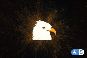 Videohive Particles Trail Intro 11061045
