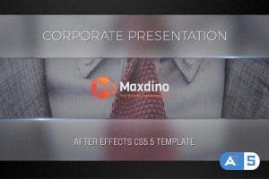 Videohive – Clean Corporate Presentation 19727693