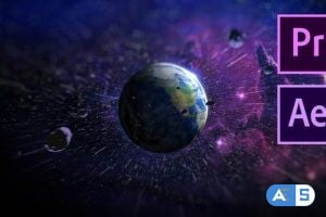 Videohive – Space Logo Reveal 22060296
