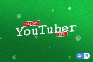 Videohive YouTuber Kit | Holidays Edition 18871783