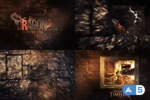 Videohive – Breaking The Wall Logo Reveals 25288689