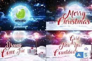 Videohive – Christmas Greetings – 25194762