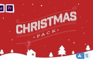 Videohive – Christmas Pack | After Effects and Premiere Pro 25322578