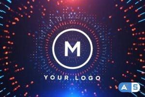 Videohive Circles Logo Reveal 25319552