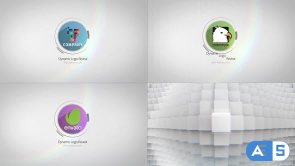 Videohive – Clean Corporate Logo Reveal  22806865
