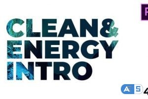 Videohive – Clean & Energy Intro 22284166