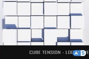 Videohive – Cube Tension Logo Reveal 2597546