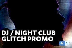 Videohive – DJ // Night Club Promo | For Final Cut & Apple Motion – 25246489