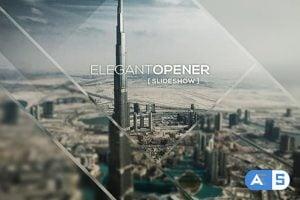 Videohive – Elegant Opener – Slideshow 12323985