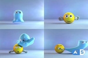 Videohive – Ghost And Emoji Logo Reveal 22960702