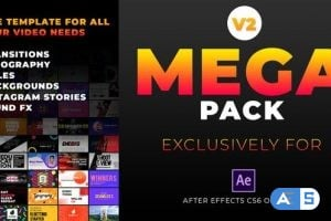 Videohive Mega Graphics Pack 25185878