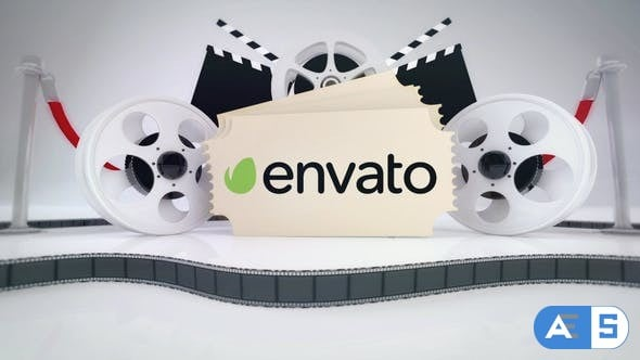 Videohive – Movie Logo Reveal 22989465