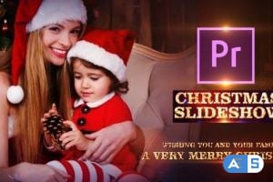Videohive – Christmas Bash Family Slideshow  25293944