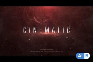 VideoHive Cinematic Trailer 23235902