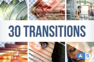 Videohive – Transitions 19391334