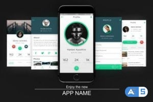 Videohive App Presentation 20476229