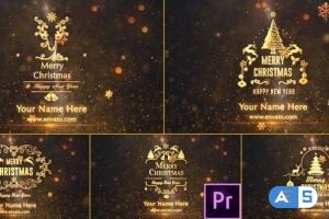 Videohive – Christmas Greetings – Premiere Pro – 25225719