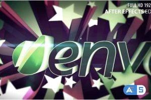 Videohive – Star Classy Logo Reveal 3367179