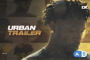 VideoHive Urban Trailer 25144676