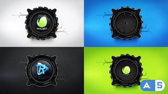 Videohive – Dynamic Lens Logo Reveal – 24629712