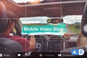 Videohive – Mobile Video Blog – 20142544