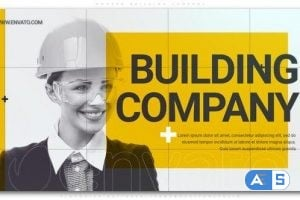 Videohive – Modern Building Company 25241757