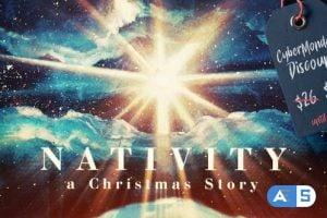 Videohive Christmas Nativity Story 23027276
