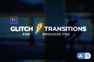 Videohive – Glitch Transitions for Premiere Pro – 25152760
