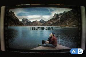 Videohive – Filmstrip Slides – 22368641