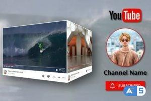 Videohive – Youtube Promo – 20944839