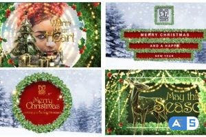 VideoHive Christmas Pack 25223139