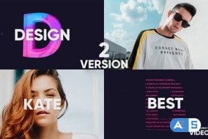 Videohive – The Stomp Typography 25212087