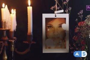 Videohive – Photo Gallery – Night Garden 22740951