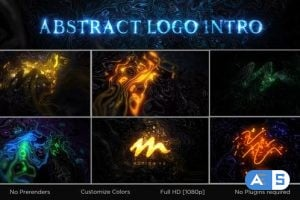Videohive – Abstract Logo Intro 25359830