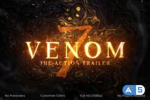 Videohive – Venom The Action Trailer 7 25250243