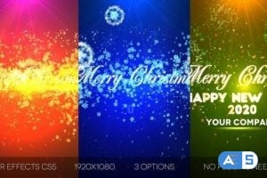 Videohive – Merry Christmas 25344904