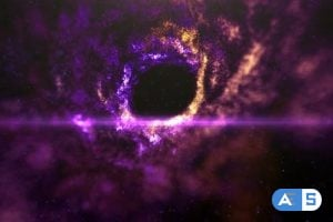 VideoHive Logo Reveal Space Vortex 21159339