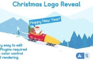 Videohive – Christmas Logo 22919736