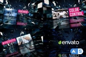 Videohive – Dynamic Corporate Opener – 22649031