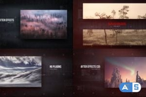 Videohive – Tech Slideshow – 13537344