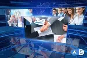Videohive – Corporate Displays – 13123470