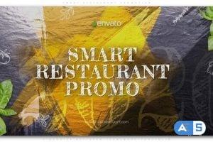 Videohive – Smart Restaurant Promotion – 25199821